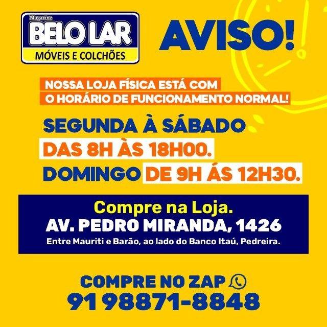Unibox Solteiro De Espuma, Compre no zap *  - Foto 3
