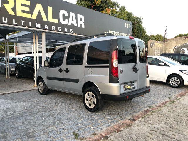 Fiat Doblò Essence 1.8 7 lugares 2012 completa Extra!!  - Foto 5