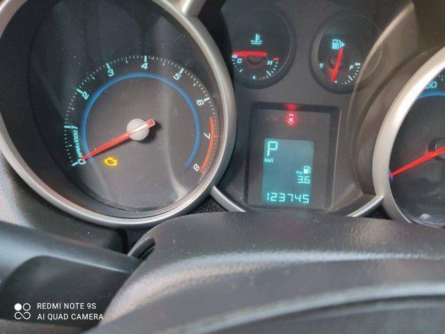 CRUZE 2012/2013 1.8 LT 16V FLEX 4P AUTOMÁTICO - Foto 8