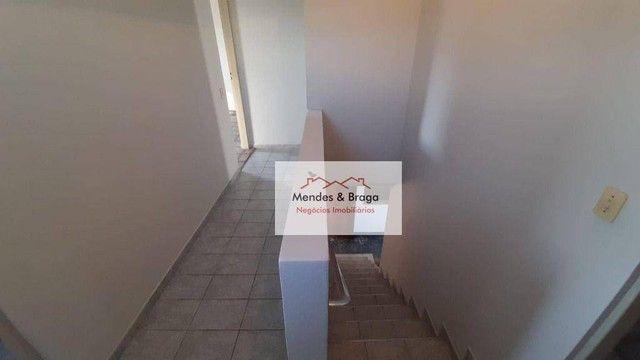Sobrado com 4 dormitórios para alugar, 160 m² por R$ 2.500,00/mês - Cocaia - Guarulhos/SP - Foto 14