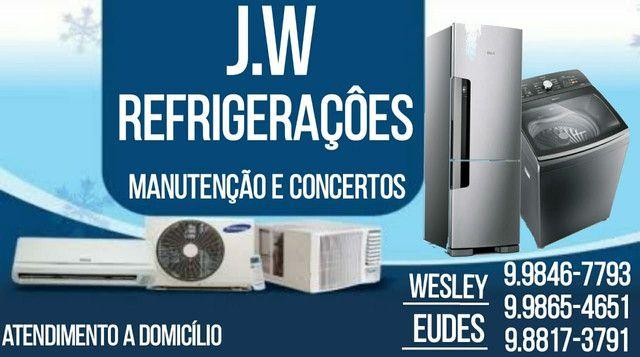 Assistência tecnica em geladeira e ar condicionado
