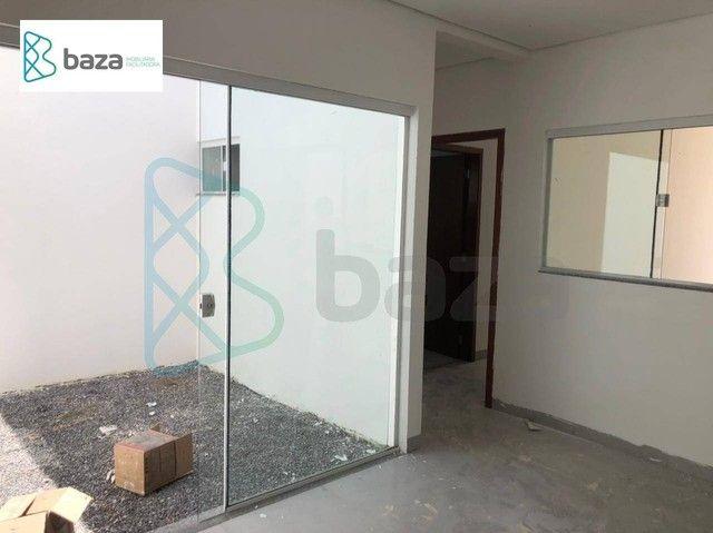 Casa com 3 dormitórios sendo 1 suíte à venda, 115 m² por R$ 350.000 - Residencial Paris -  - Foto 17
