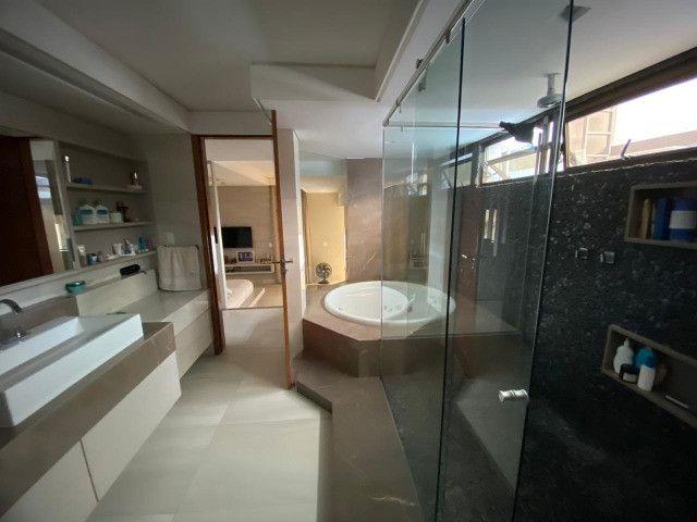 Casa belíssima a venda no Bosque das Gameleiras - 04 suítes - 538m - Luxo! - Foto 7