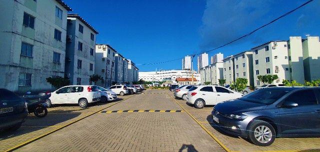 Apartamento no Janga - Condomínio Quinta do Mar - Por Trás do Bompreço - R$ 850 - Foto 3