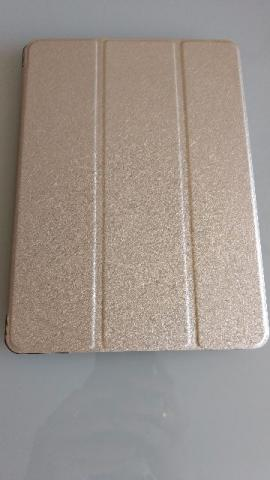 Case para iPad Air 2 Apple - Dourado - NOVO
