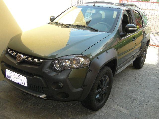 Fiat Palio Weekend Adventure 2013 Completa, Motor 1.8 Flex, 132cv - 2013