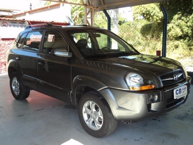 Hyundai Tucson Gls Automática Único dono 2015