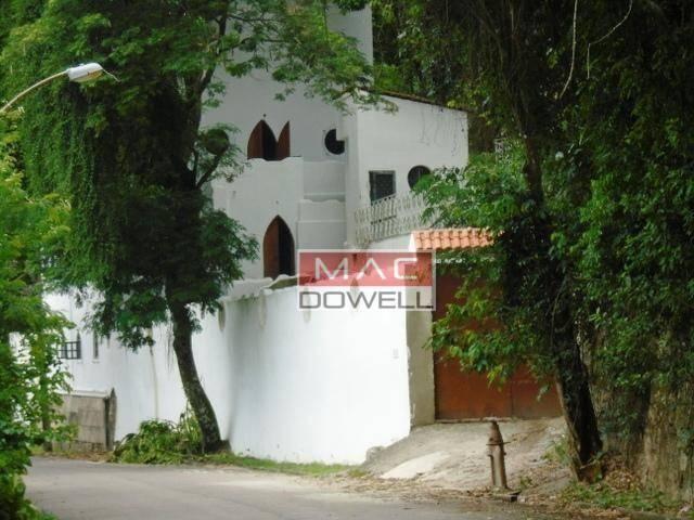 Hostel com 07 quartos e restaurante - Venda / Locação - Santa Teresa/RJ