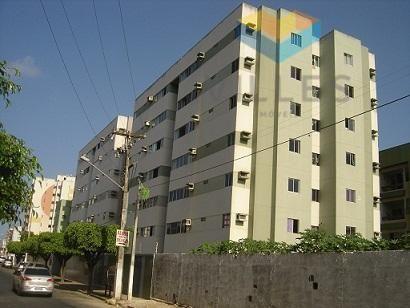 Edf. Mediterrâneo Apartamento residencial à venda, Poço, Maceió.