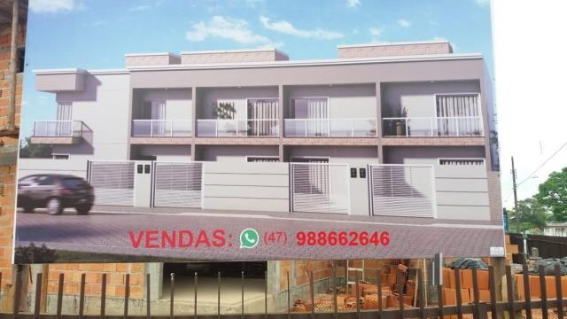 Sobrado, Floresta, Joinville-SC - Foto 3