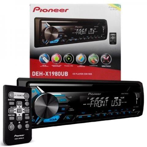 CD Player Pioneer DEH-X1680UB