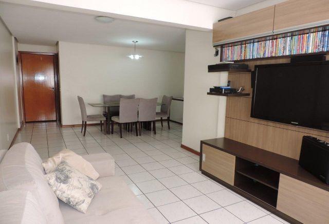 Apartamento com 3 quartos mais DCE em Águas Claras Brasílila. Lazer, gargem, armários