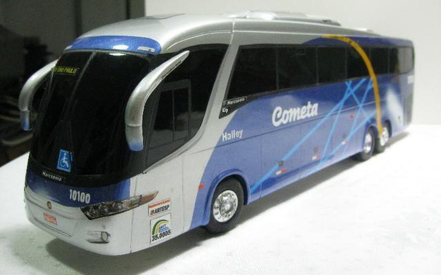 67de612d53 Miniatura ônibus cometa - Hobbies e coleções - Vila do Castelo, São ...