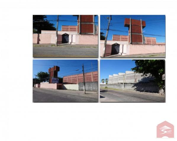 Prédio de 8.712,00 m², á venda na parangaba !!! - Foto 2