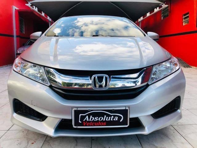 Honda City 2015 lx automático, único dono carro impecável !!!