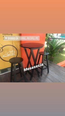 Mesa 120x70 para restaurante - Foto 2