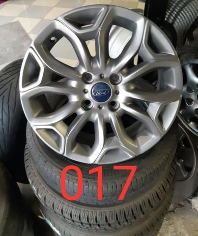 Rodas aro 16 para Jetta / Ford / Focus / Gol / Renault / Fiesta / Fiat / Esportiva e outro - Foto 12