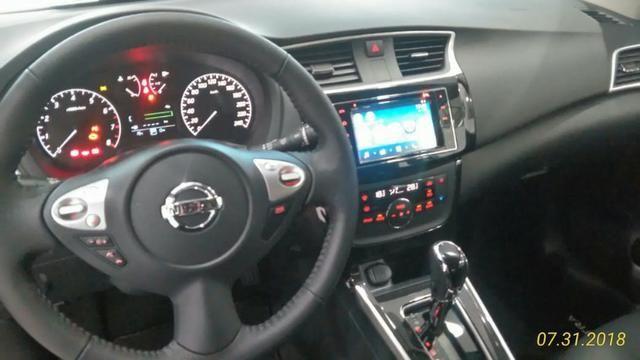 Nissan Sentra SV Cvt 2019