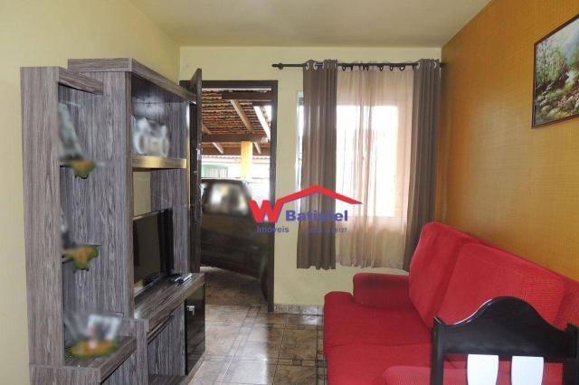 Casa com 2 dormitórios à venda, 42 m² por r$ 350.000 - rua quintino bocaiuva nº 448 - camp - Foto 5