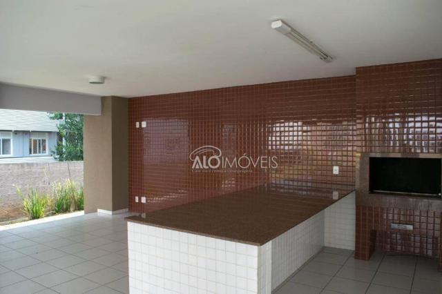 Apartamento com 2 dormitórios à venda, 54 m² por R$ 215.000,00 - Campo Comprido - Curitiba - Foto 7
