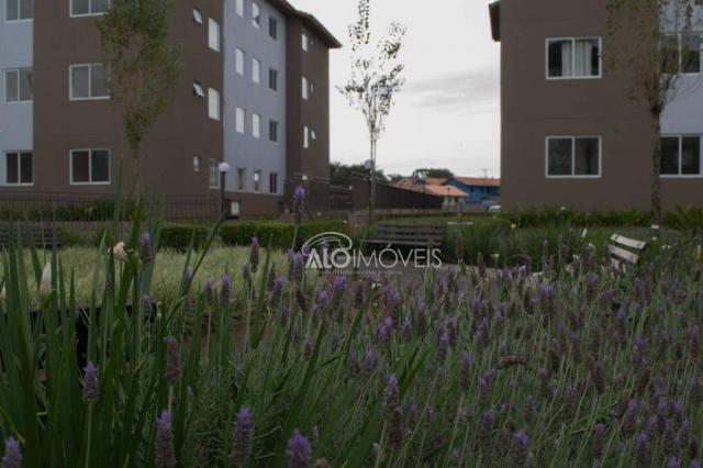 Apartamento com 2 dormitórios à venda, 54 m² por R$ 215.000,00 - Campo Comprido - Curitiba - Foto 2