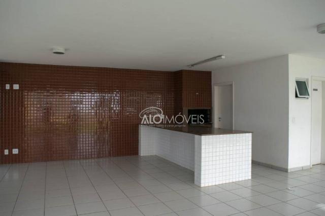 Apartamento com 2 dormitórios à venda, 54 m² por R$ 215.000,00 - Campo Comprido - Curitiba - Foto 6