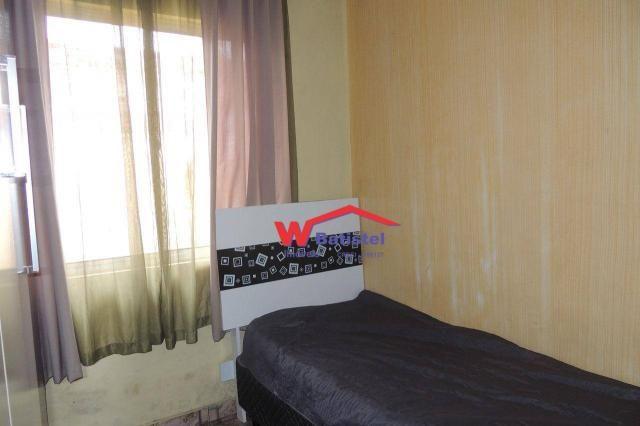 Casa com 2 dormitórios à venda, 42 m² por r$ 350.000 - rua quintino bocaiuva nº 448 - camp - Foto 14