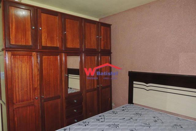 Casa com 2 dormitórios à venda, 42 m² por r$ 350.000 - rua quintino bocaiuva nº 448 - camp - Foto 11