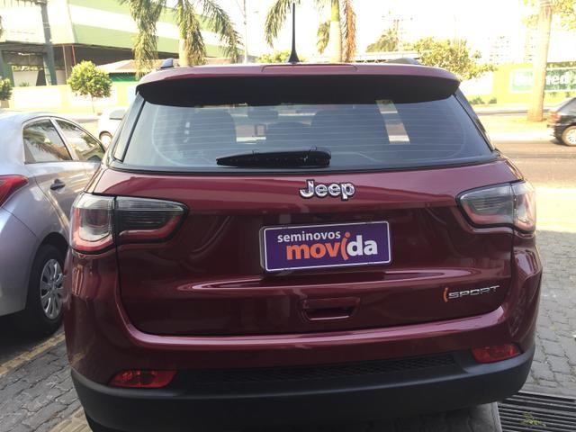 Jeep Compass 2.0 Flex ( Compre comigo Ganhe 1 Brinde) leia Todo Anúncio - Foto 4