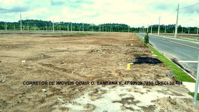 Lotes Prontos Para Construir Parcelas 650 Reais Direto Sem Entrada Araquari - Foto 9