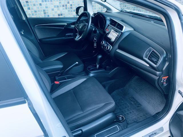 Honda WR-V EXL 1.5 16v CVT Automático - 2018 - Única Dona - Analiso Troca - Foto 11