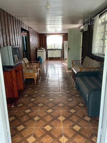 Chácara com Duas Casas rústicas (6 quartos), lado do Rio Palmital - Foto 16