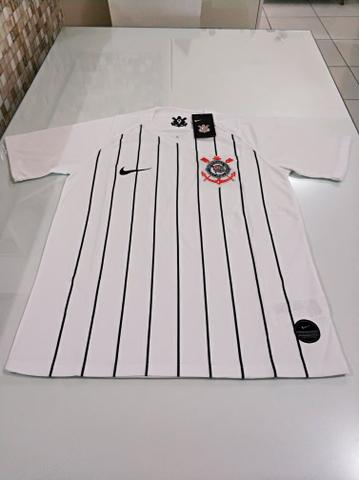 Camisa Corinthians Home 19/20 - Foto 4