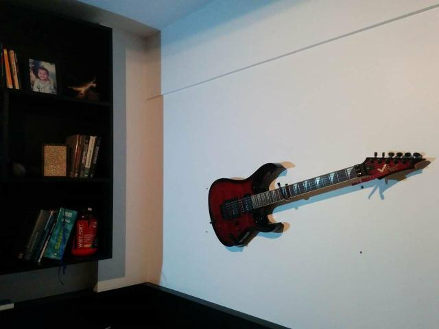 Guitarra cort x11 seminova