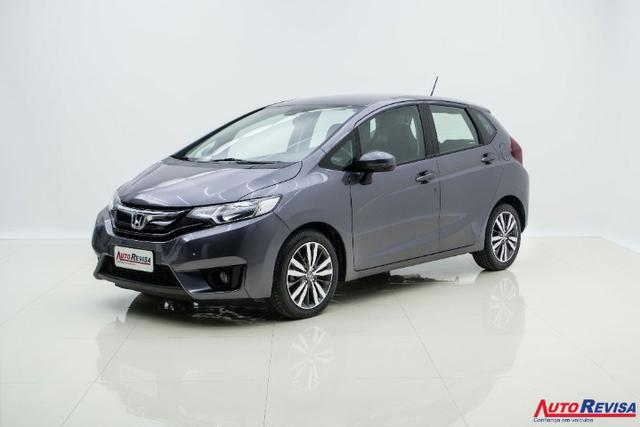 Honda Fit Ex 1.5 Cvt - 46500 km - 2015