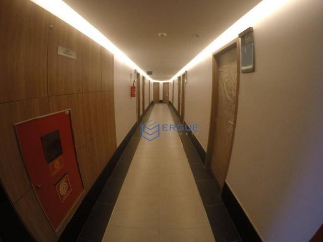 Sala para alugar por r$ 1.800/mês - edson queiroz - fortaleza/ce - Foto 9