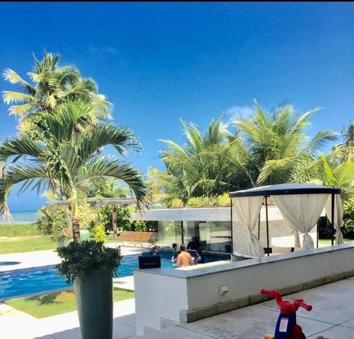 Luxuosa Casa Duplex Á Venda Frente e Beira Mar Morada Da Península Reserva Do Paiva-E - Foto 9