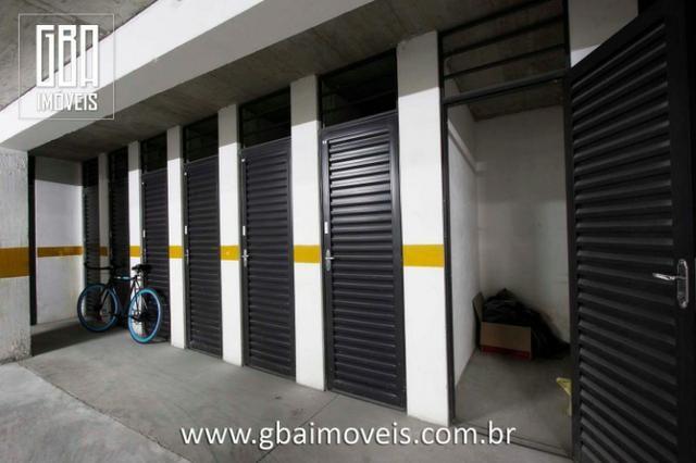 Studio Residence 100% mobiliado, 1 dorm, sacada e 1 vaga - Pelotas/RS - Foto 17