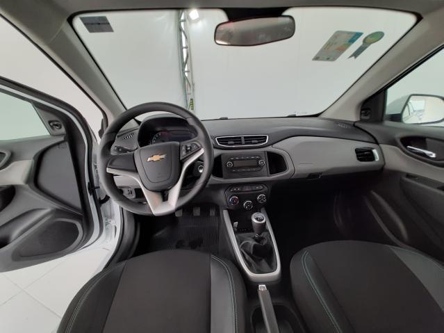 Chevrolet ONIX HATCH LT 1.0 8V FlexPower 5p Mec. - Branco - 2019 - Foto 5