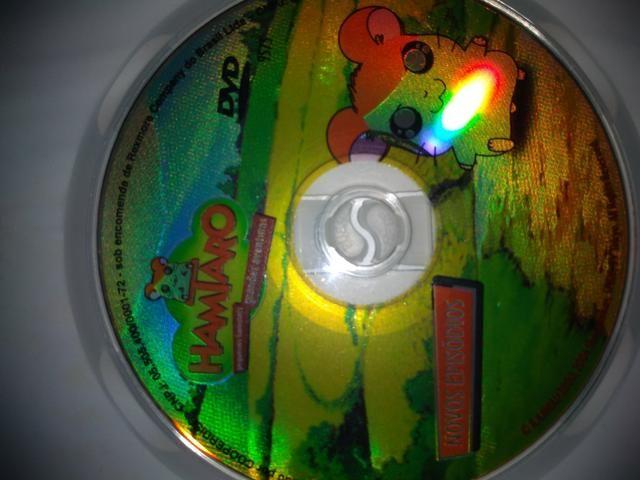 DVD Hamtaro - Pequeno Hamsters, Grandes Aventuras