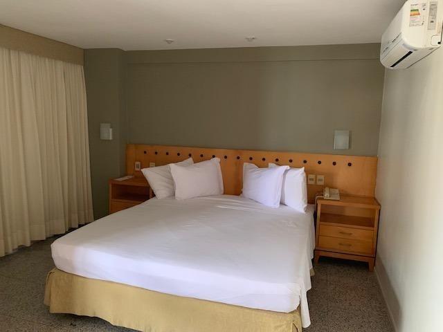Flat no Hotel Othon Palace Fortaleza CE 86m2 - 2 quartos