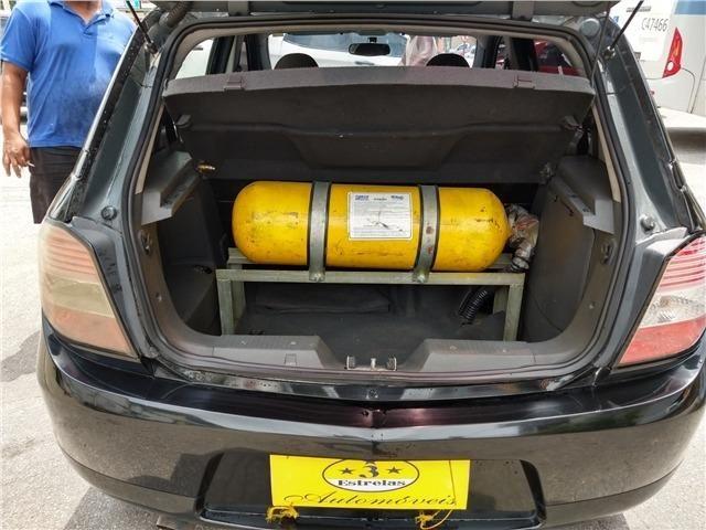 Gm - Chevrolet Agile 2010 LTZ 1.4 + GNV + ipva 19 pago =0km ac trocaa - Foto 4