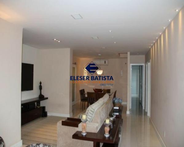 Apartamento à venda com 5 dormitórios em Ed. caiobás, Serra cod:AP00009 - Foto 2