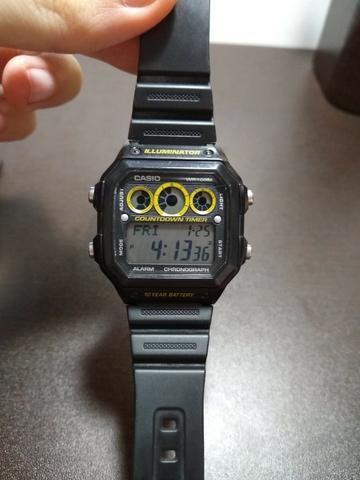 de95744e912 Relógio Casio Digital Esportivo Ae-1300wh - Bijouterias