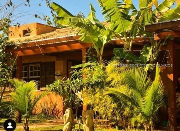 Casa à venda com 3 dormitórios em Praia da barra, Garopaba cod:2997