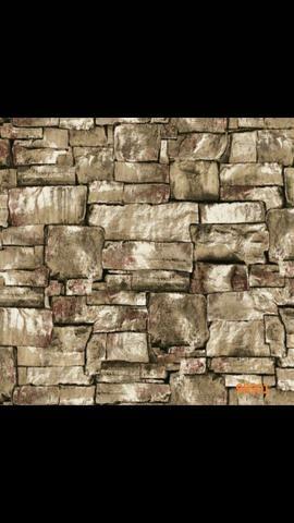 Papéis de parede é com o Rei do papel de paredes