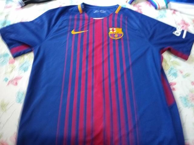 Camisa Barcelona Nike Oficial - Esportes e ginástica - Jardim ... 93c548ac79f24