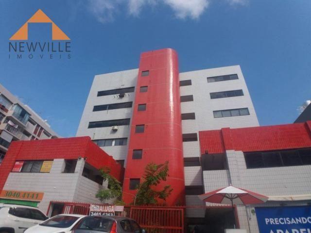 Sala para alugar, 46 m² por R$ 2.107,00/mês - Boa Viagem - Recife/PE - Foto 12
