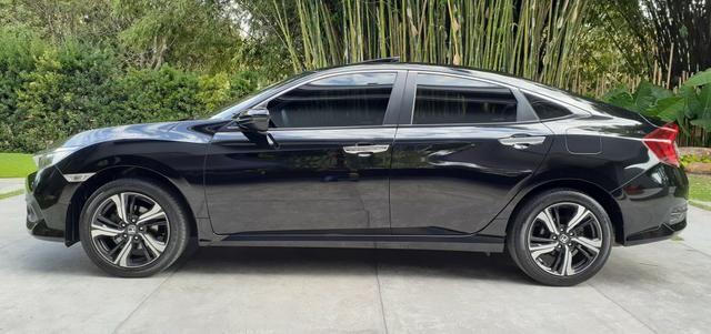 Civic sedan touring 1.5 turbo 16v aut. 4p IPVA 2020 pago - Foto 3