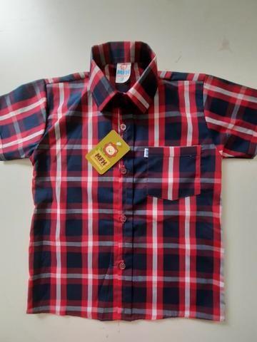 Camisa xadrez - Foto 3